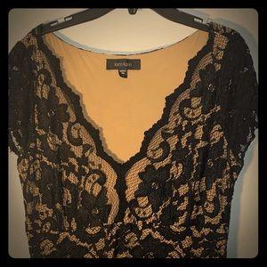 Gorgeous Karen Kane full length dress